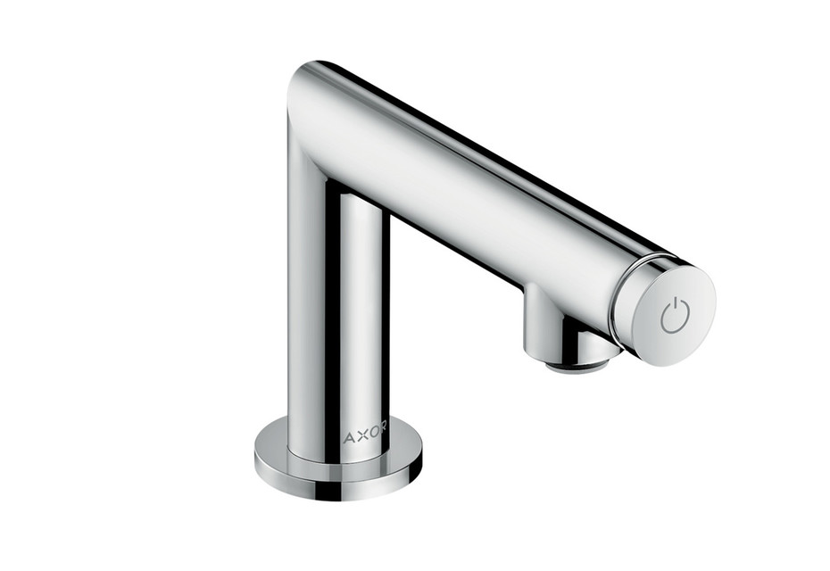 Axor Uno Select pillar tap, without waste set