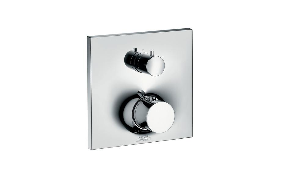 Axor Massaud Thermostat Unterputz mit Abstellventil