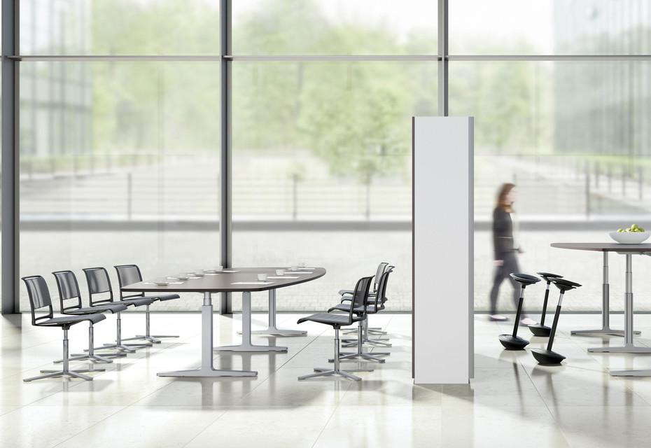 Working desk system CHANGE Conference