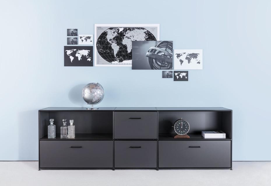 Sideboard MRB2 1-2 black edition