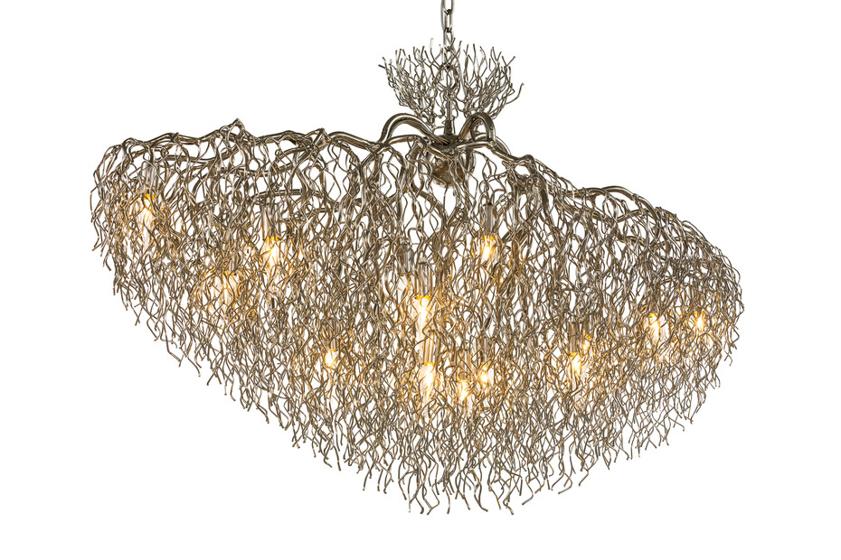 Hollywood Chandelier Conical oval