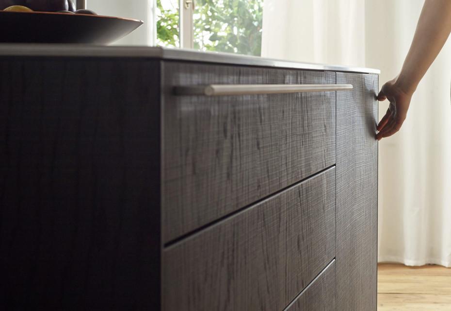 bulthaup b3 veneer and solid wood