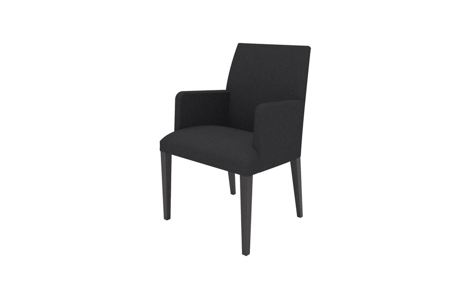 Anna chair with armrests