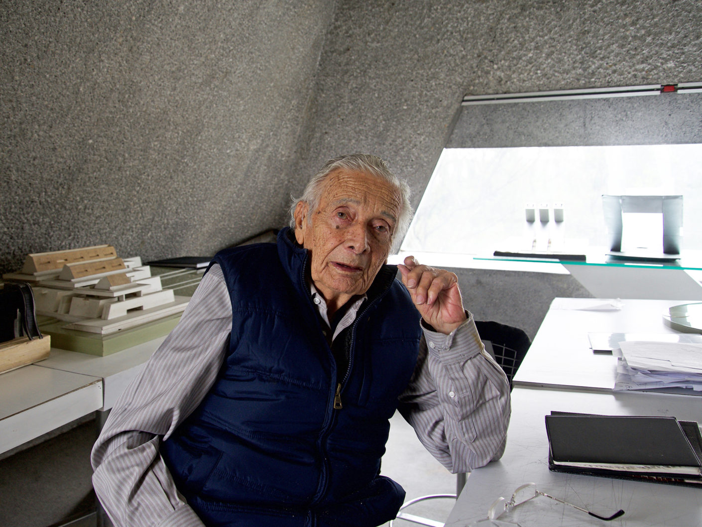 Agustín Hernández, the Architect's Office and Private Residence, Mexico City