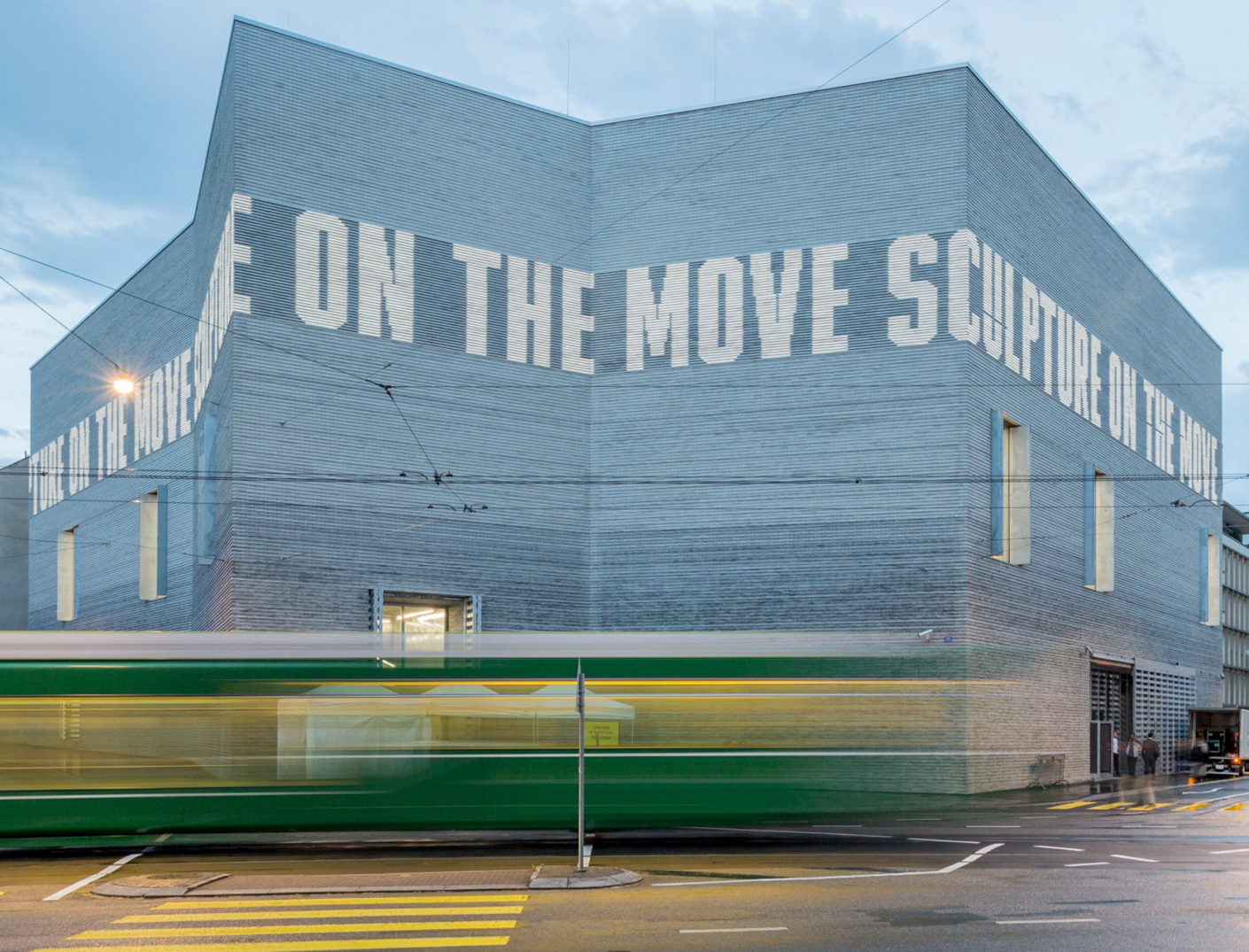 The new Kunstmuseum Basel building presents itself as a cooler, modern version of the main edifice and establishes a dialog between tradition and present for the world's oldest municipal art collection.