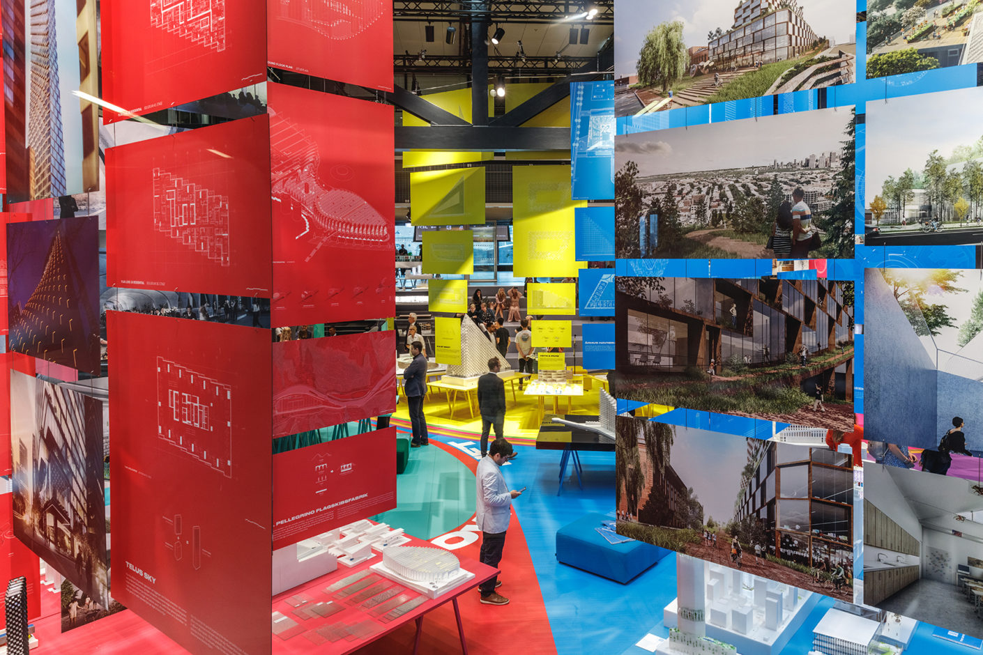 "Exhibition Rooms ""Formgiving, BIG; Danish Architecture Center, Copenhagen 2019"