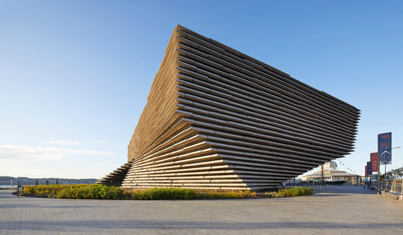 Photo Gallery V&A Dundee