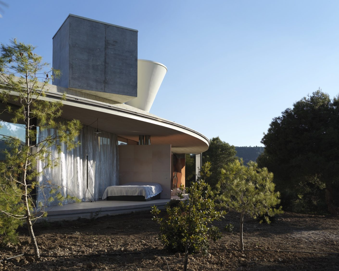Christian bourdais interview on his solo houses project