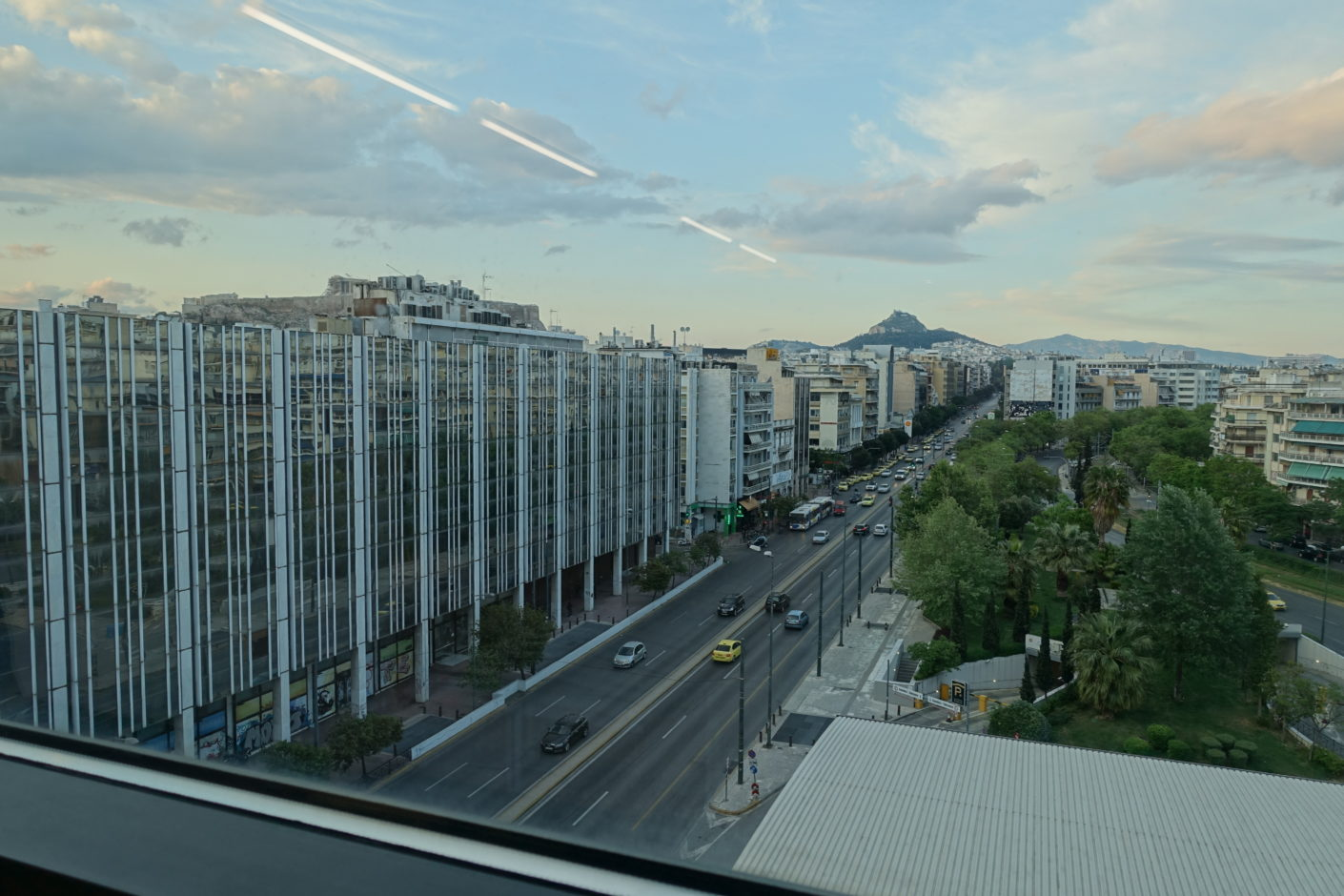 View on Athens 2017