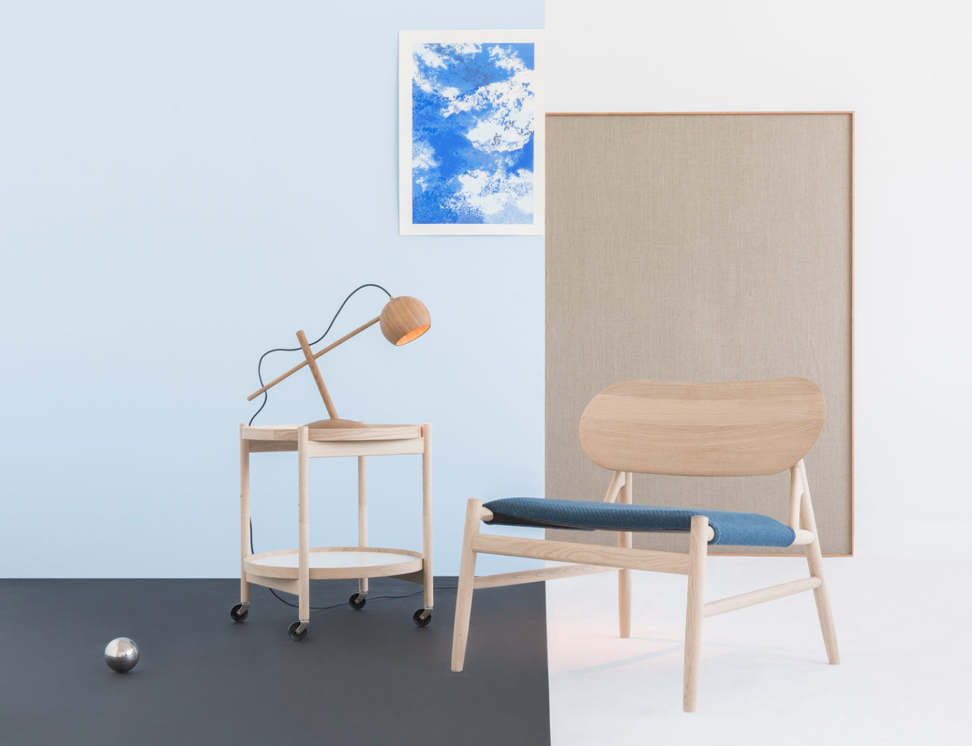Brdr. Krüger: Instead of following breathless trends, they prefer to create things that are durable thanks to their design and material quality.