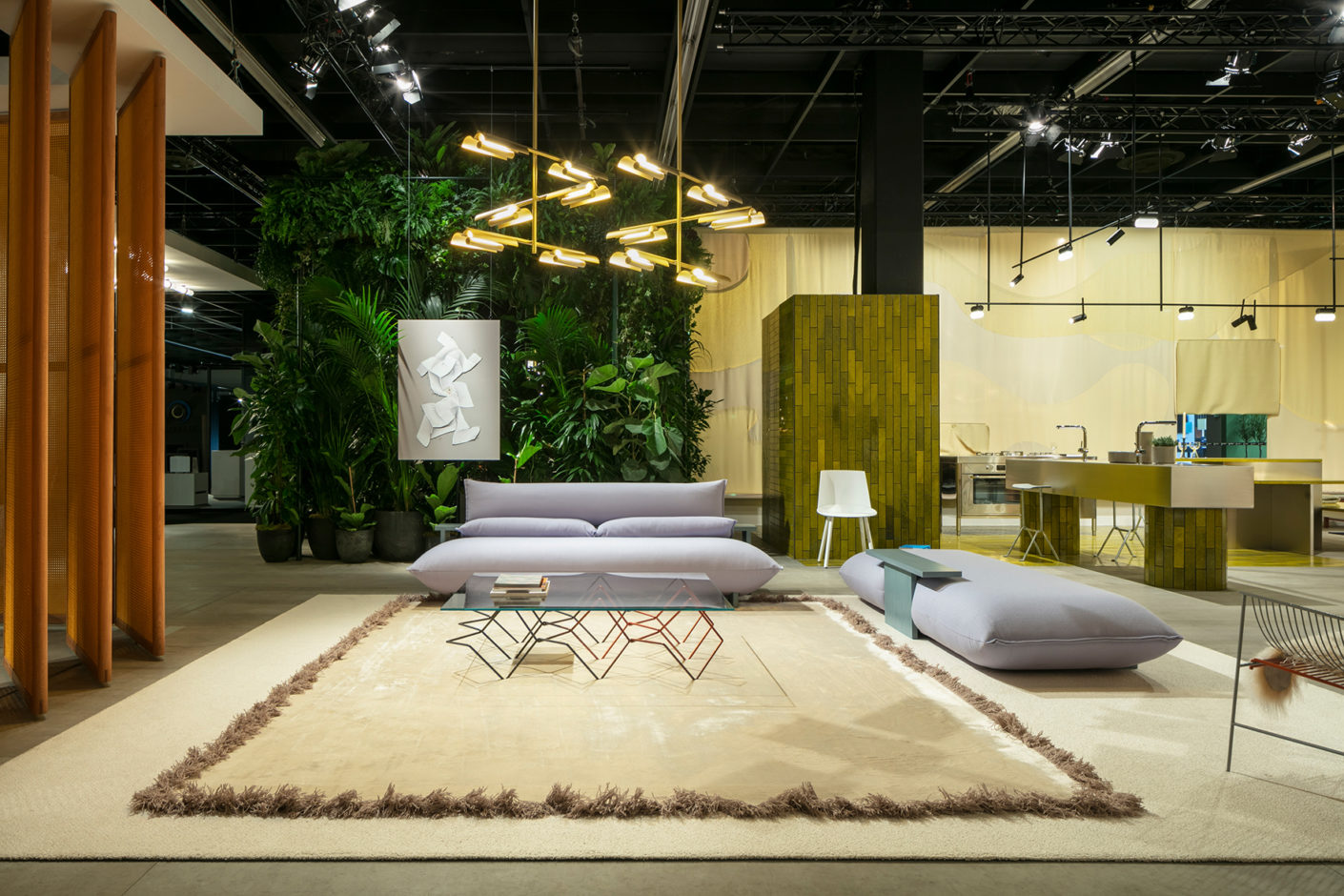 imm cologne 2019: Turnarounds and new