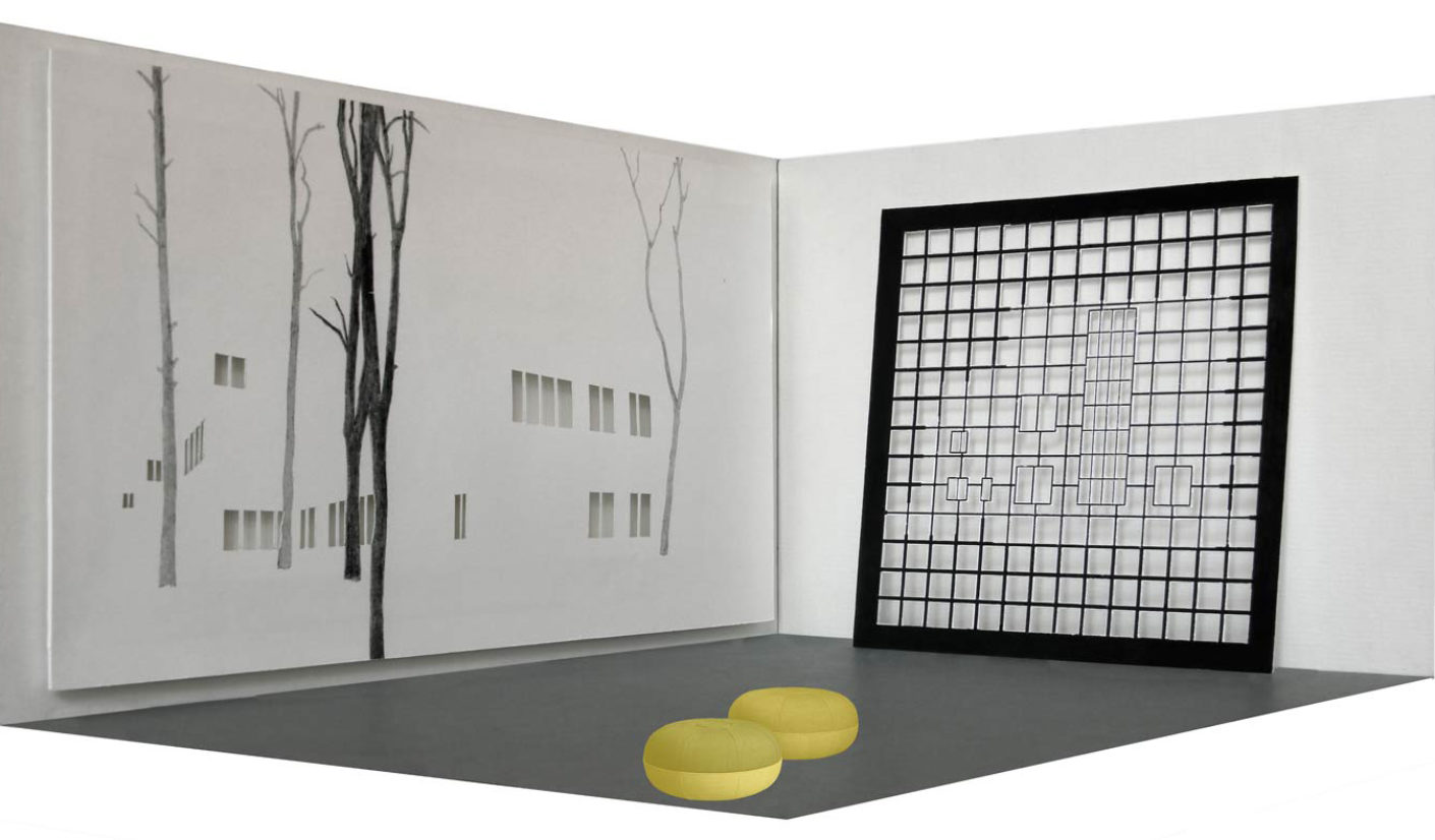 "Abstract: Under the keyword ""Bauhaus revisited"", Thomas J. Biswanger and Hansjörg Schneider will quote the new master houses in Dessau on the subject of ""material selection""."