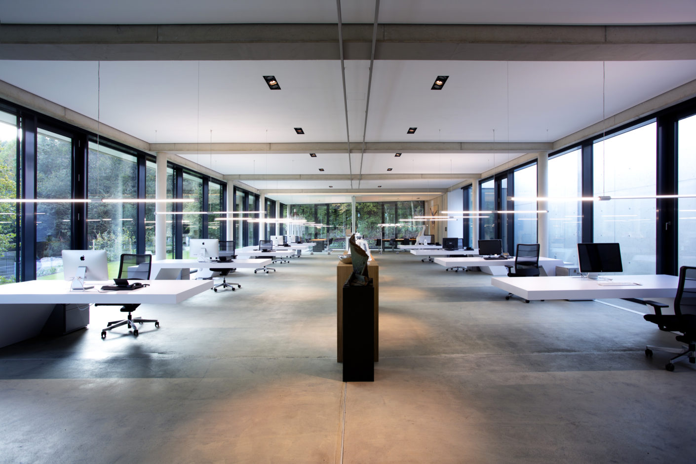 Smart Office Nico Ueberholz by Gira