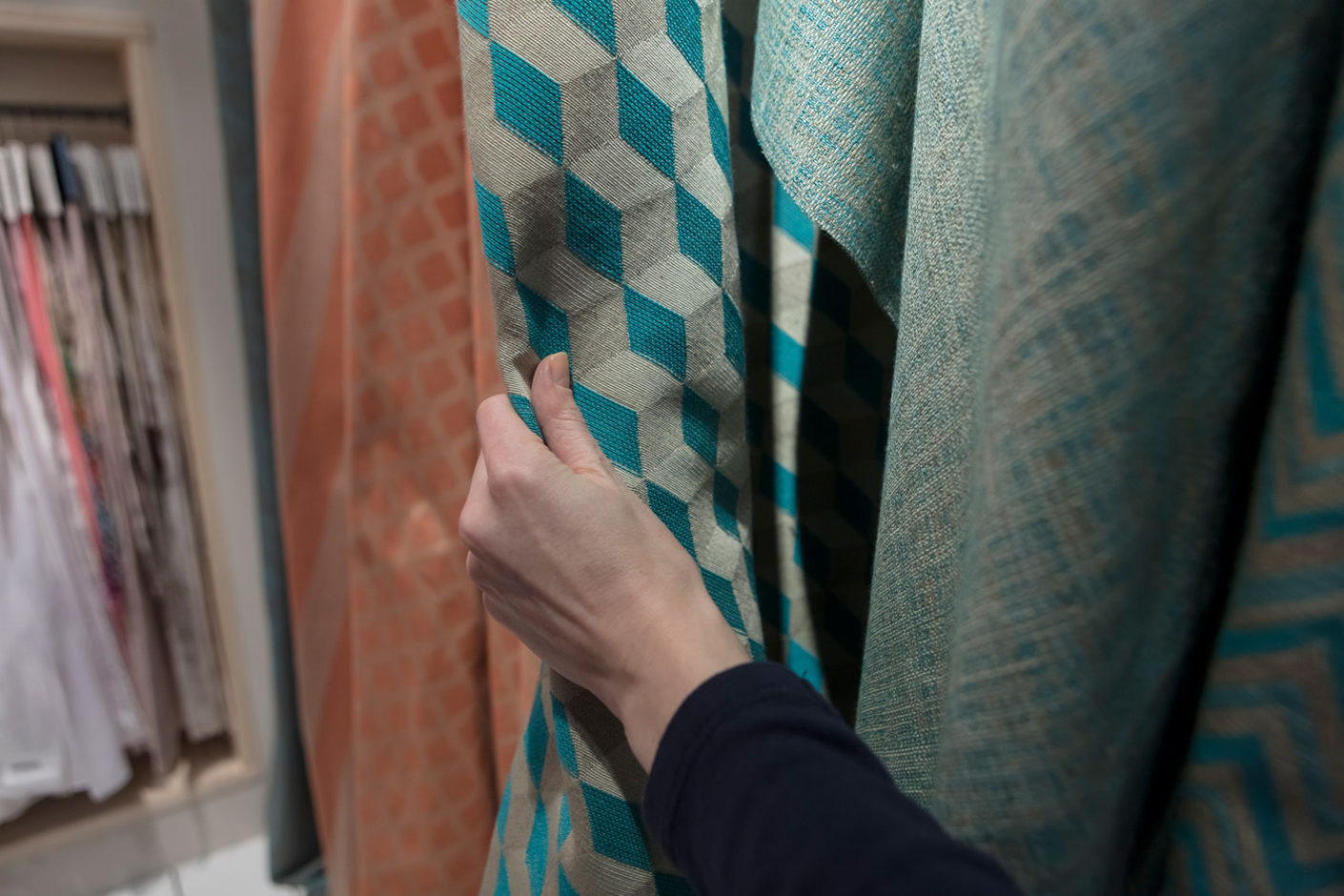 At Heimtextil, some 400 of the 3.000 exhibitors will showcase the largest international selection of contract textiles.