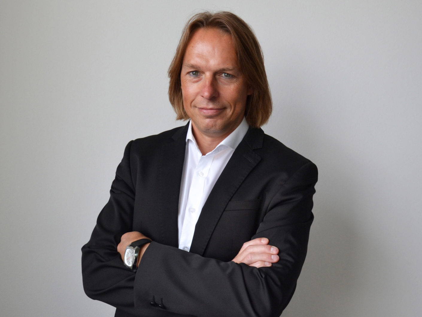 Hans-Jörg Müller, Head of Product and Design at Gira.