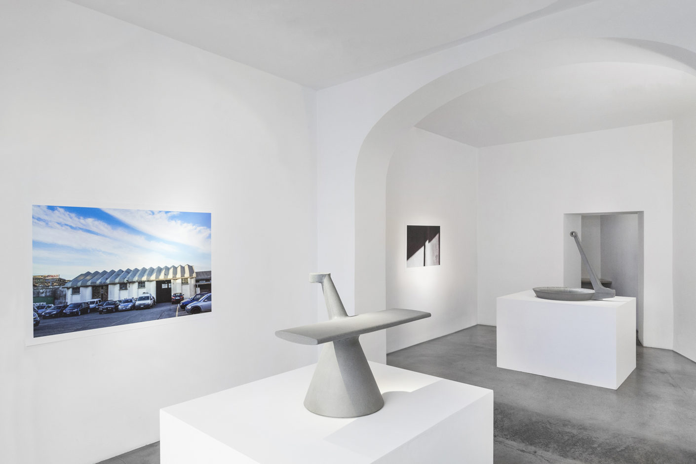Konstantin Grcic Magliana Project Gallerie O. Rome