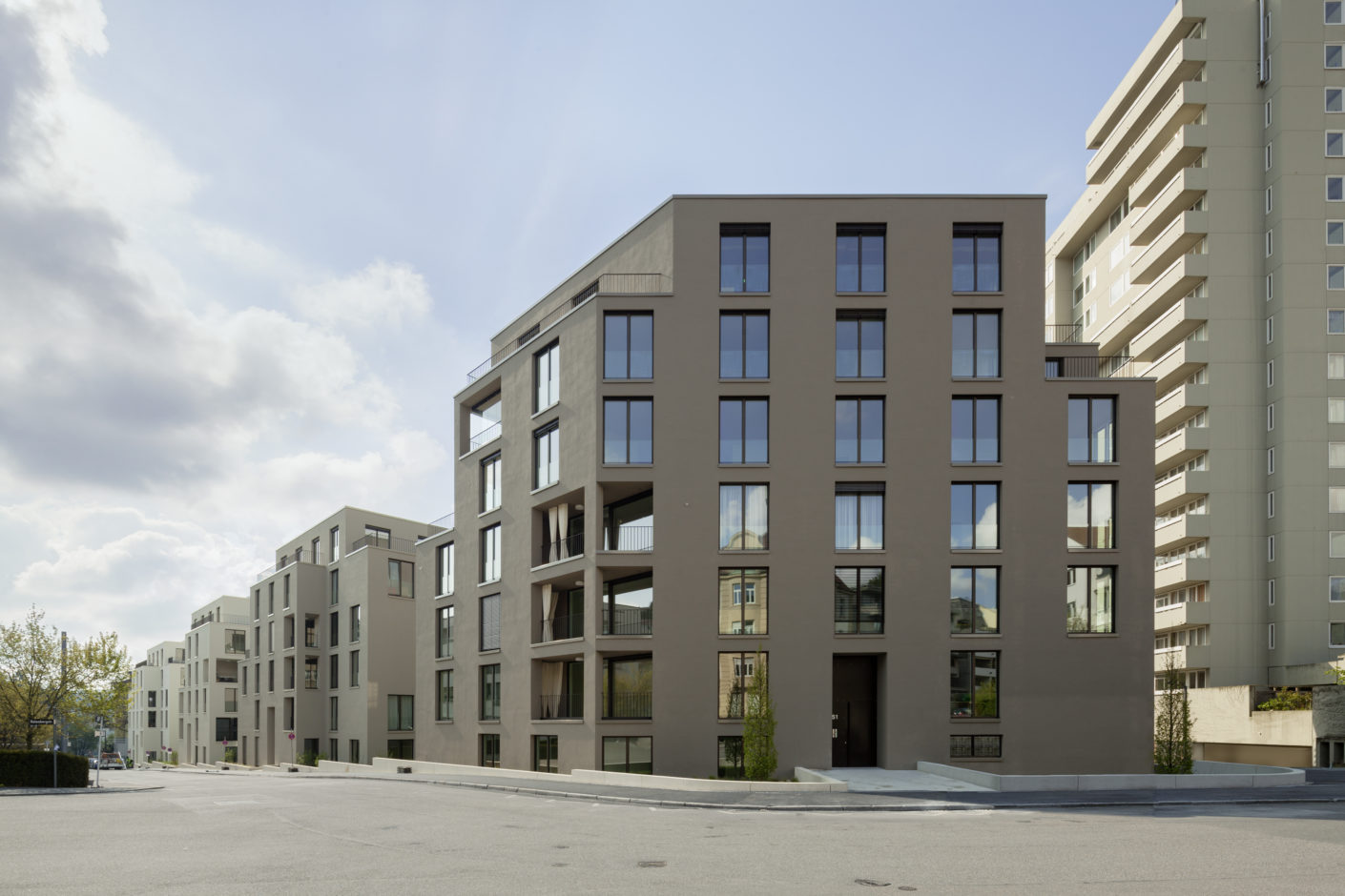 Kuehn Malvezzi, housing project, Stylepark