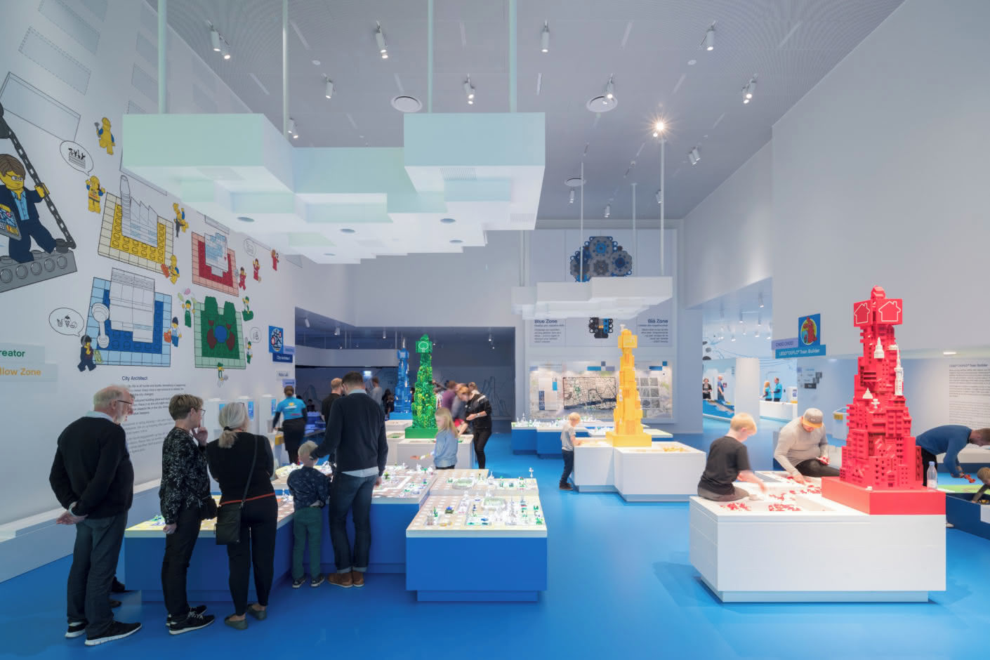 Lego House, Billund, BIG, Stylepark