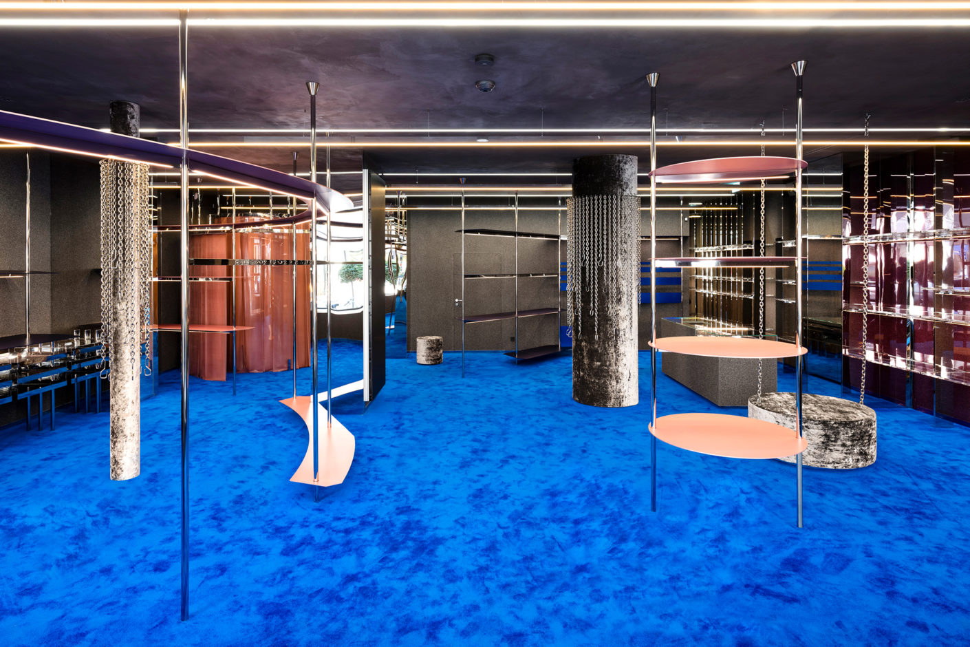 Image of: Contemporary Interiors With Carpeting Stylepark