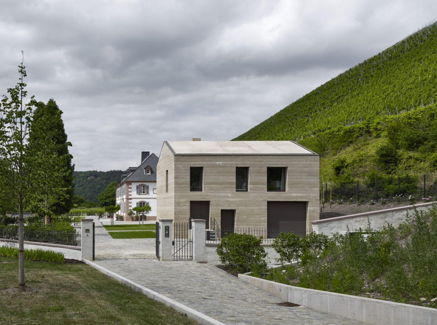 Max Dudler, Cantzheim, Kanzem, Stylepark