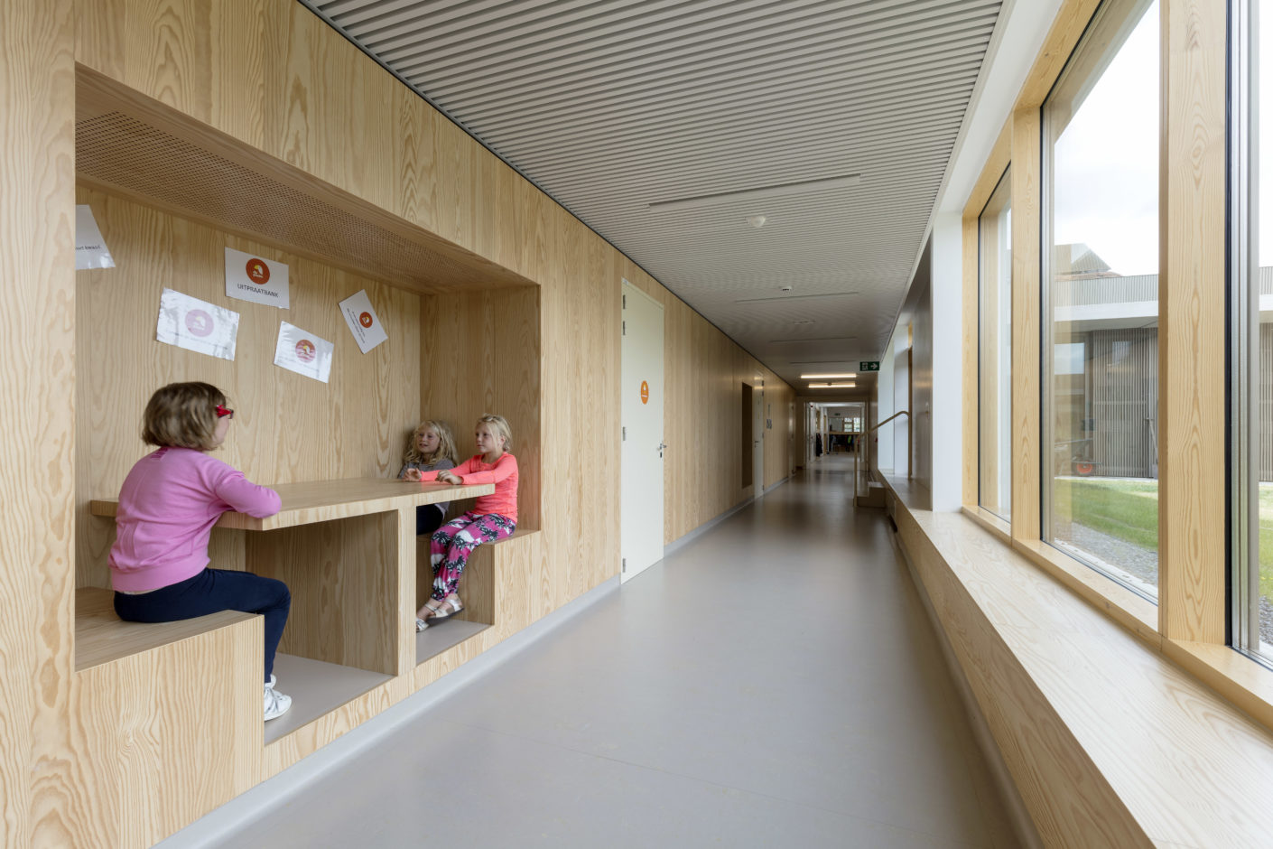 NL Architects, Knokke, school, Stylepark