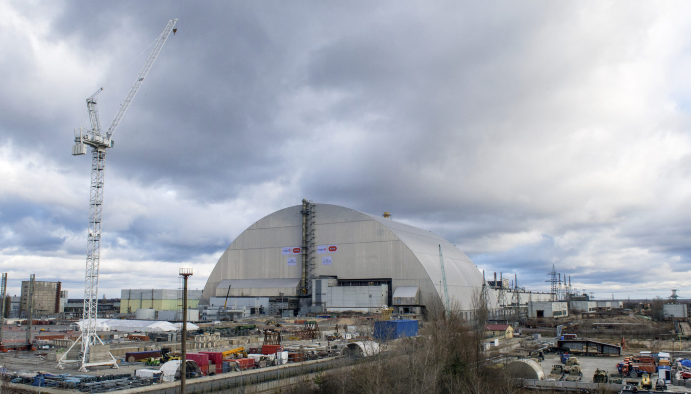 New Safe Confinement Tschernobyl