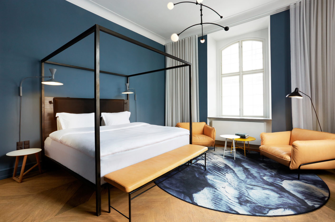 From September you can stay at the Copenhagen Nobis Hotel, housed in the former building of the Royal Danish Music Conservatory.
