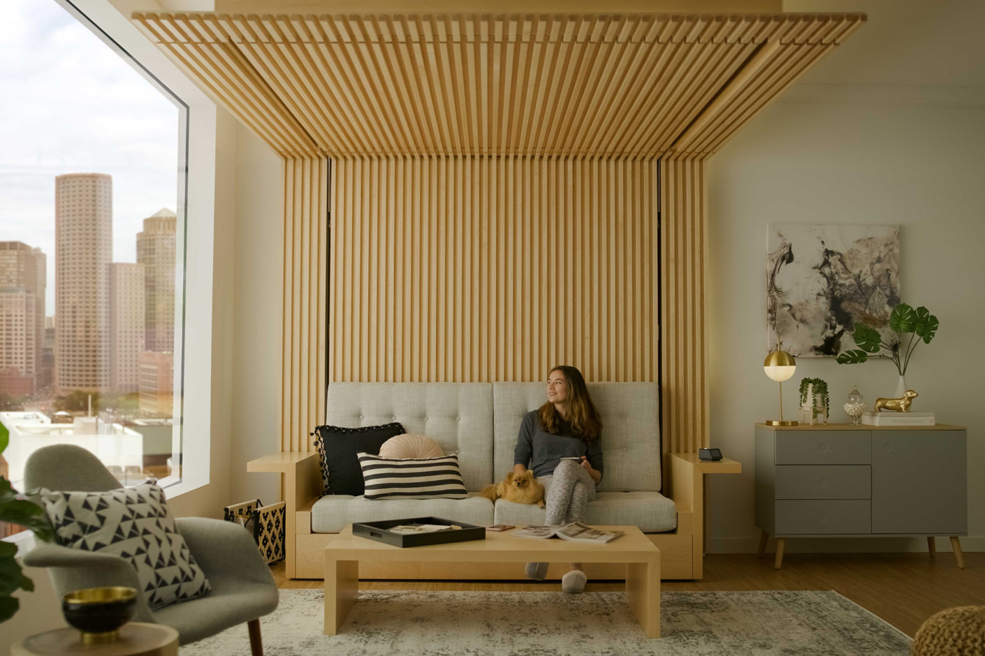 Ori Living Movable Multifunctional Furniture For Microliving Stylepark
