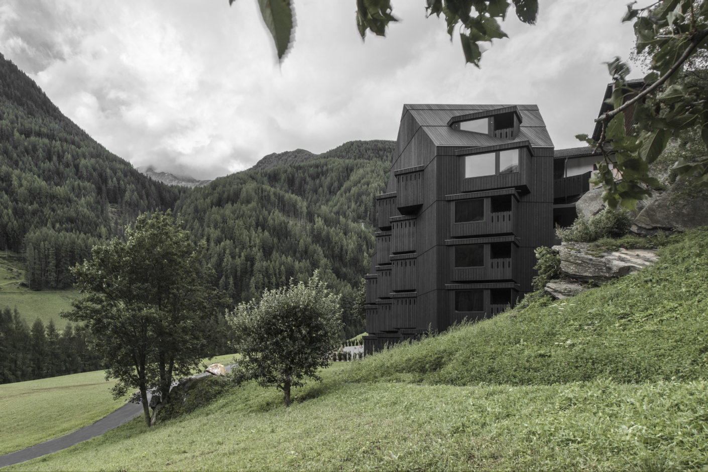 Pedevilla Architects, Hotel Bühelwirt, St. Jacob, South Tyrol, Stylepark