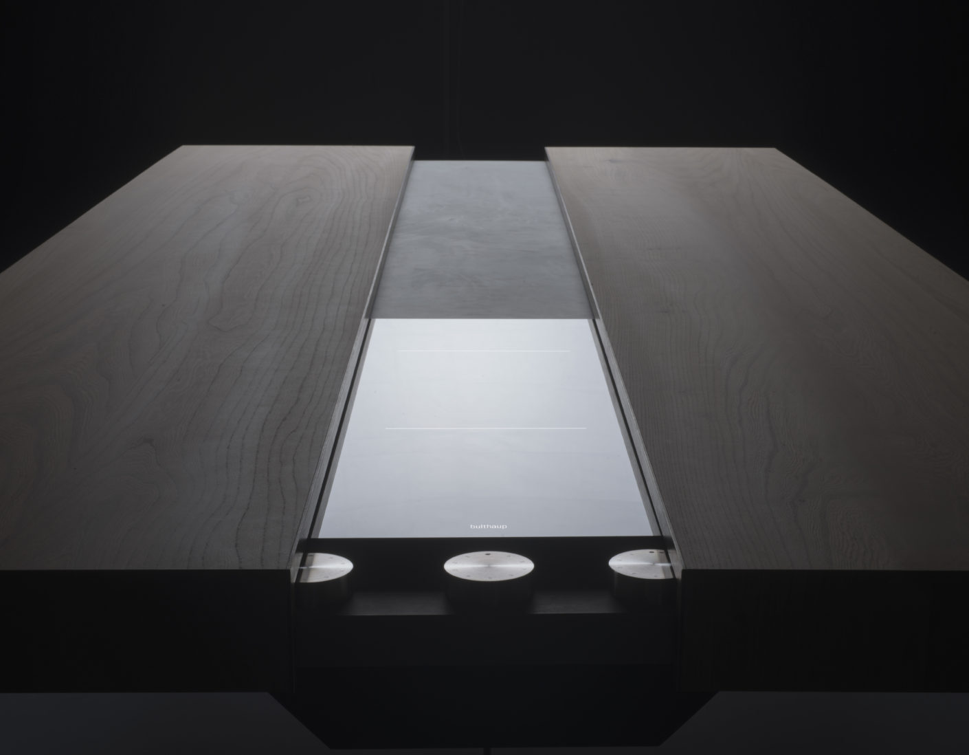 Relvao Kellermann, Stylepark, Bulthaup Solitaires Cooking Table