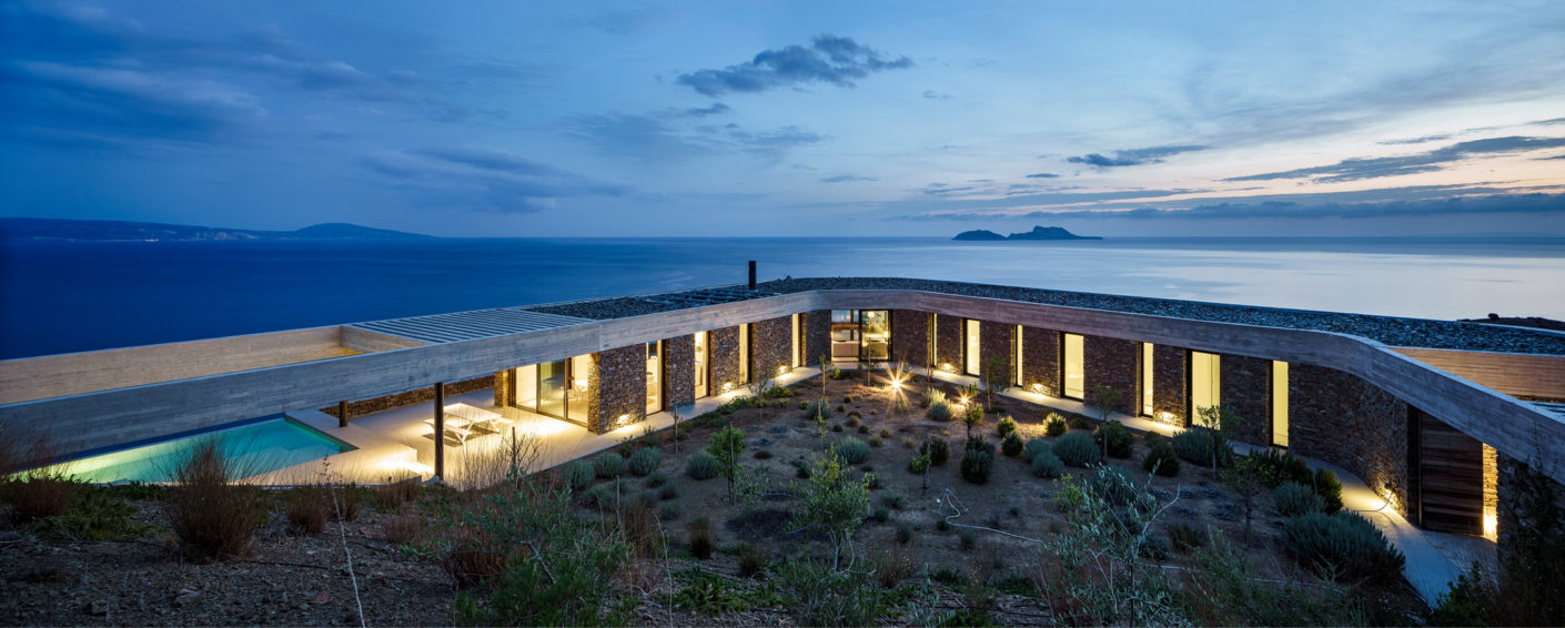 Ring House, Crete, Deca Architecture, Stylepark