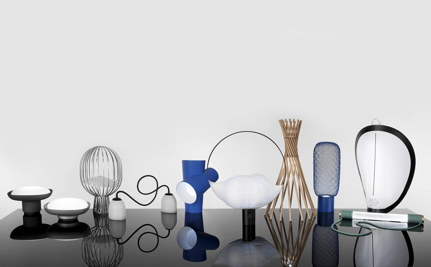 ECAL's cooperation with Foscarini.