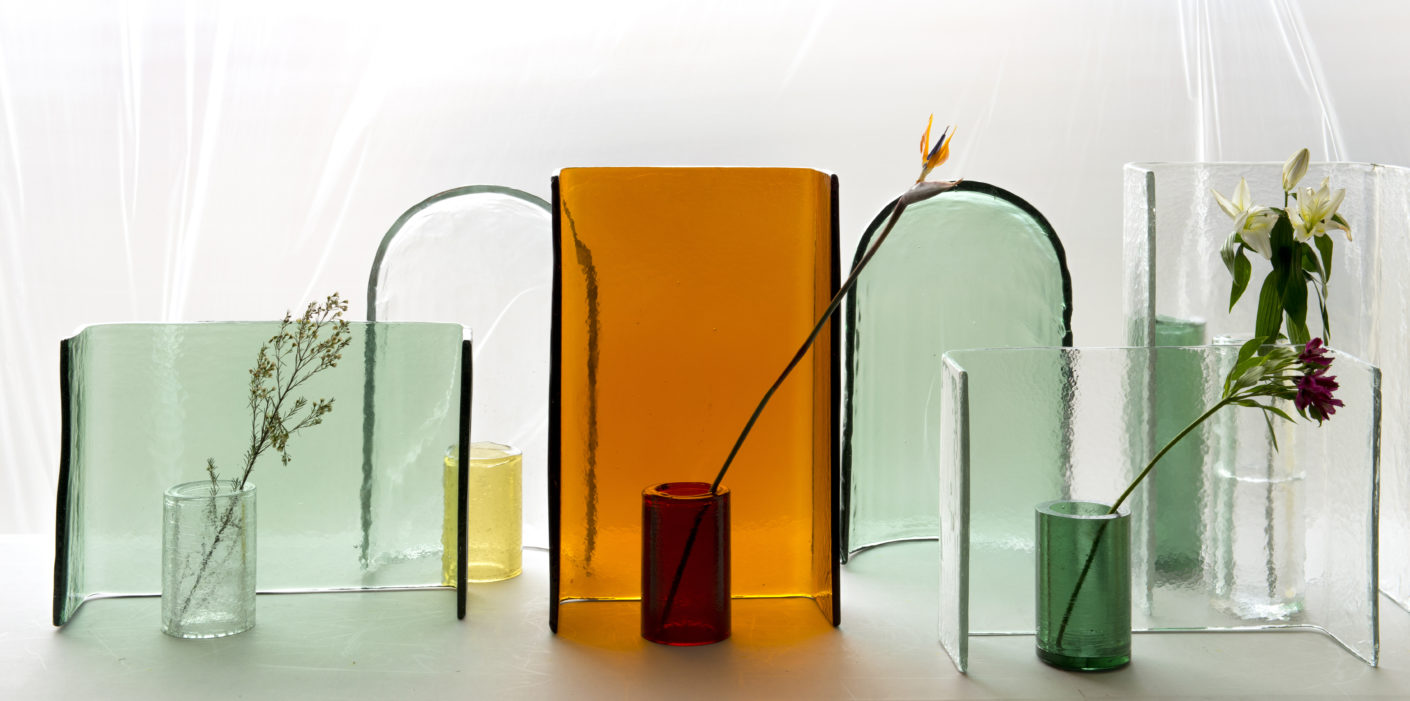 Salone Del Mobile 2018 Wonder Glass Alcova  Bouroullec Stylepark Neu