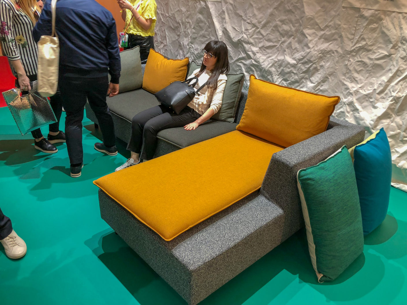 Salone18 Established & Sons Barbican Grcic Stylepark