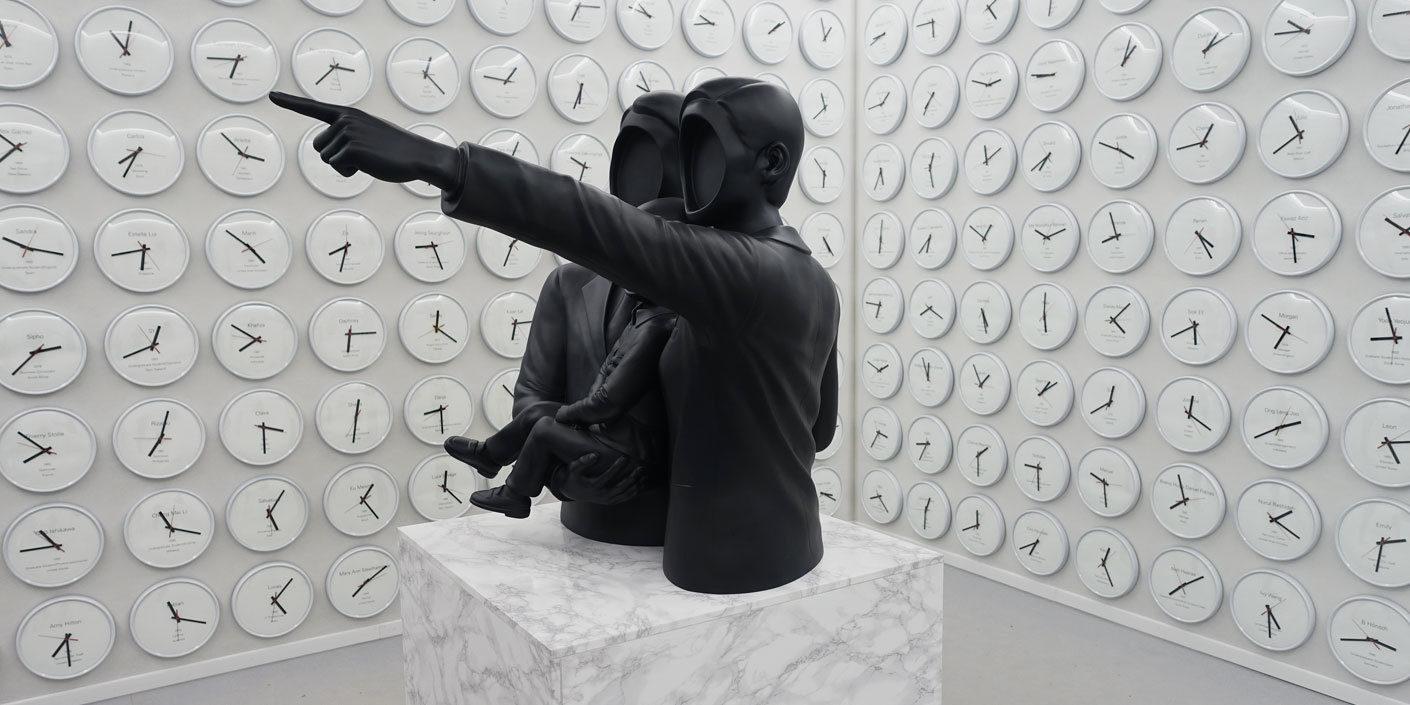 Bildergalerie 01: 57. Kunstbiennale Venedig