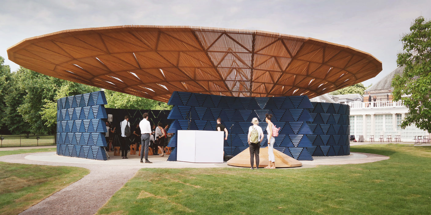 Photo Gallery: Serpentine Pavilion 2017 by Francis Kéré