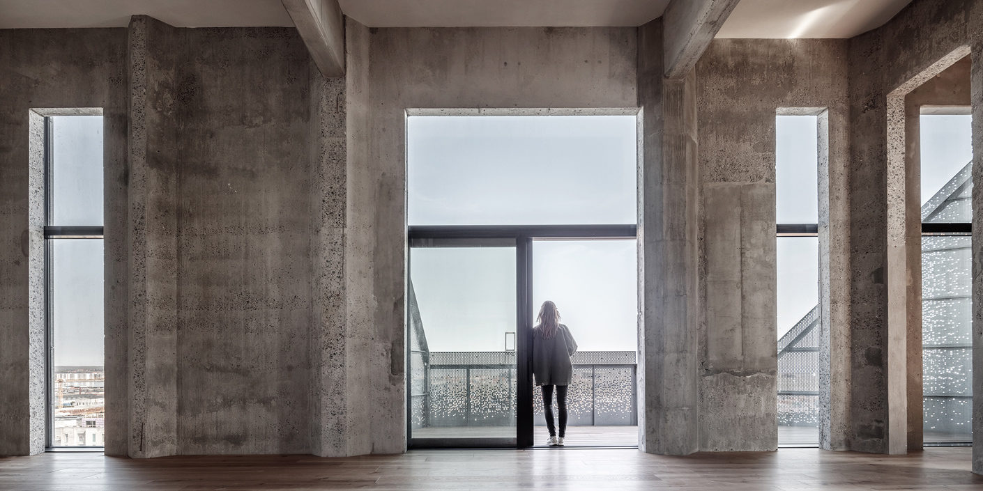 """Photo Gallery: """"The Silo"""" by COBE Architects"""