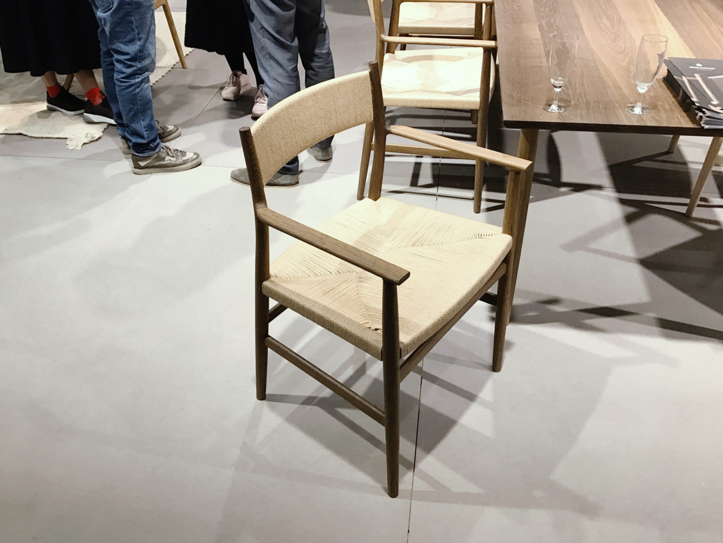 Stockholm Furniture and Light Fair 2018, Brdr. Krueger, Arv, Stylepark