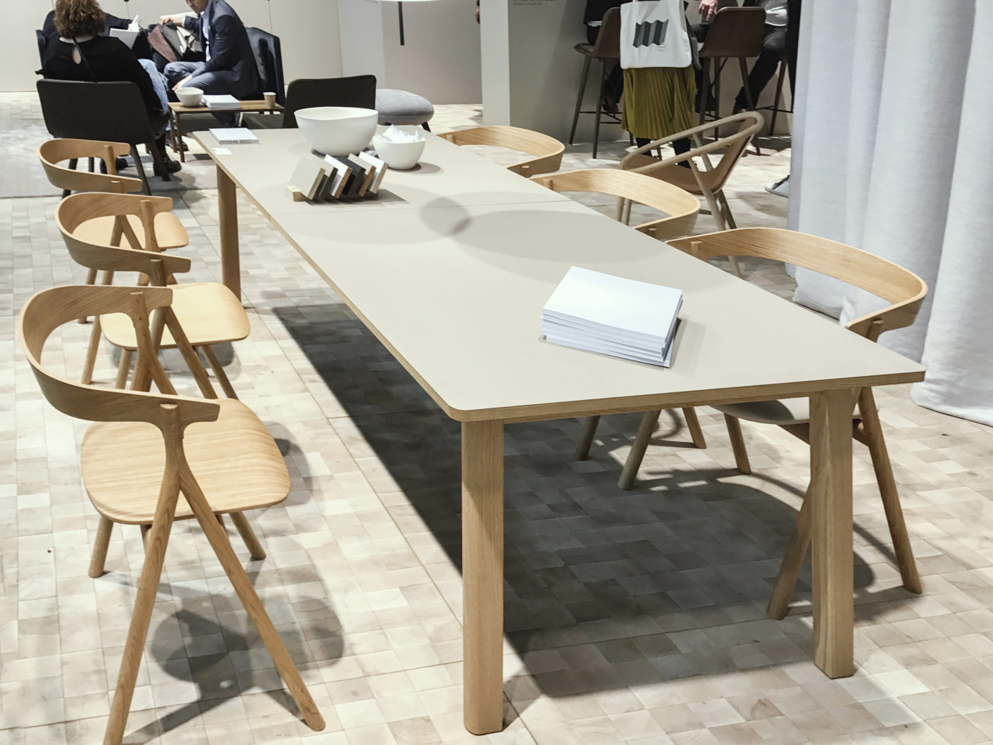 Stockholm Furniture and Light Fair 2018, Fredericia, Ana, Yksi, Stylepark