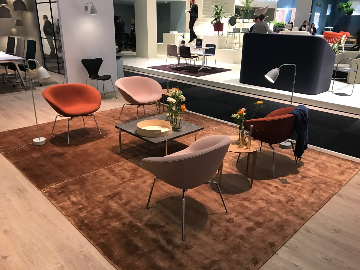 Stockholm Furniture and Light Fair, 2018, Fritz Hansen, Pot, Stylepark