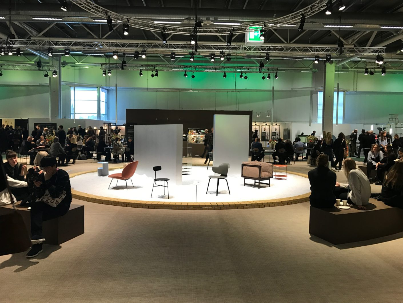Stockholm Furniture and Light Fair 2018, Greenhouse, Stylepark