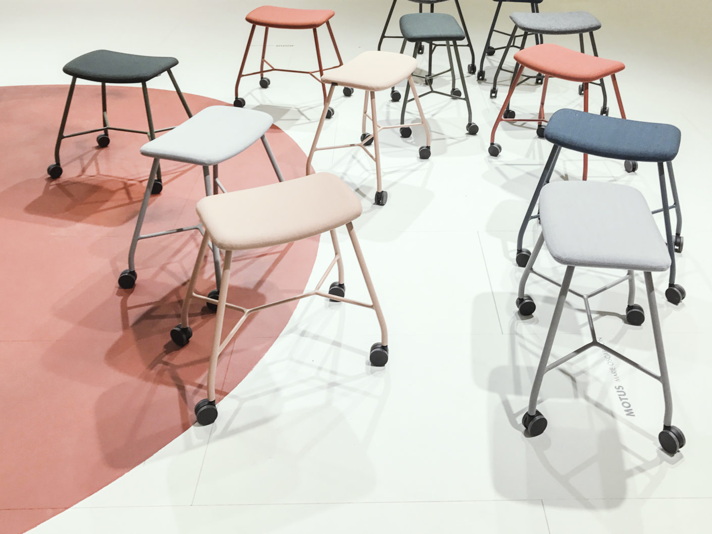 Stockholm Furniture and Light Fair 2018, Materia, Motus, Stylepark