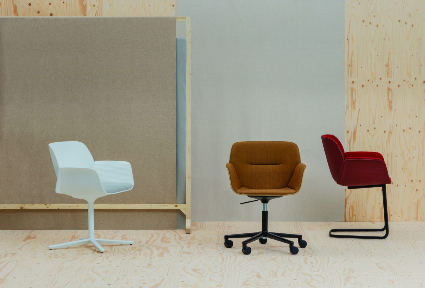Stylepark Andreu World Nuez Chair Patricia Urquiola