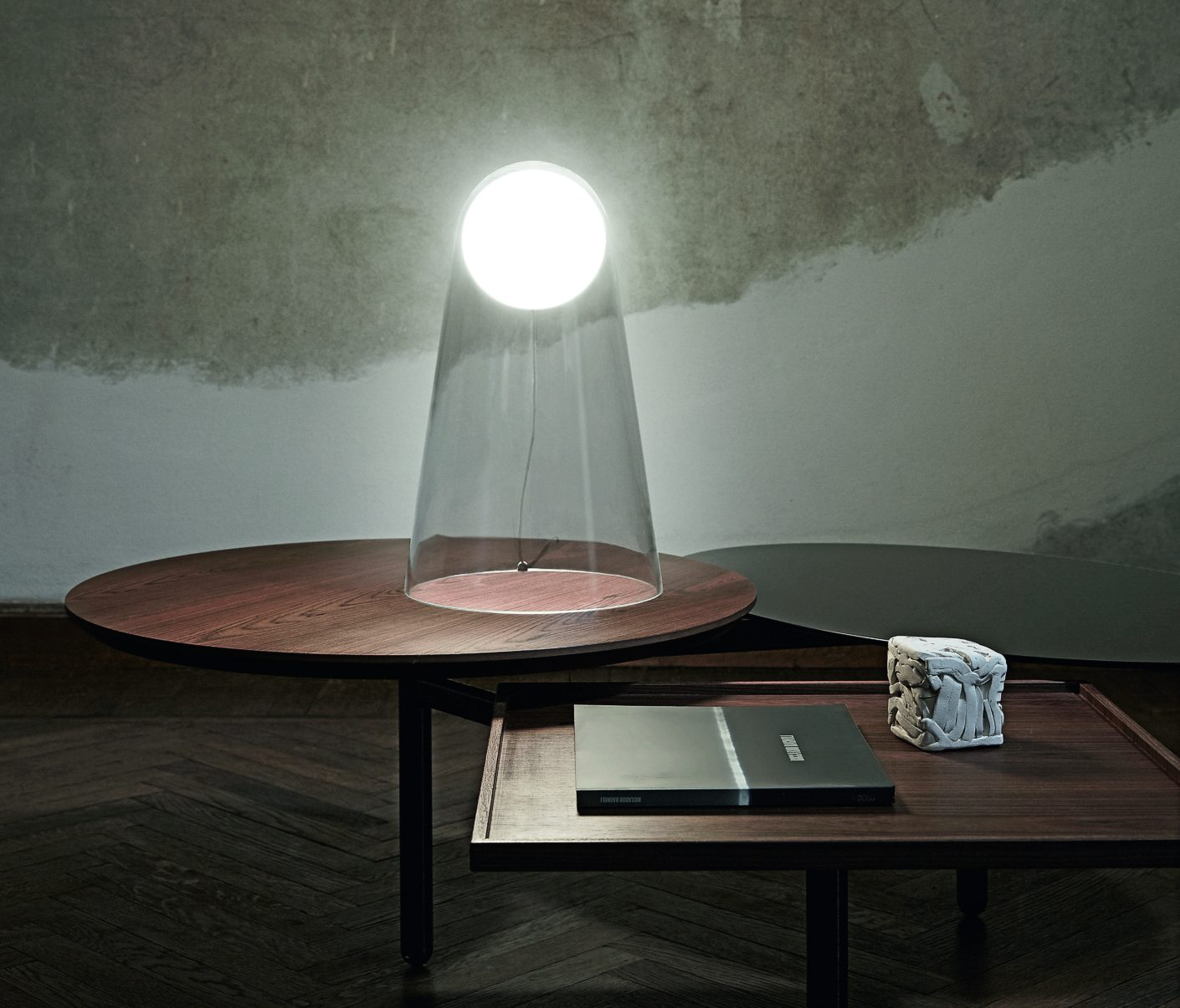 "Stylepark Foscarini ""Satellight"" Eugene Quittelet"