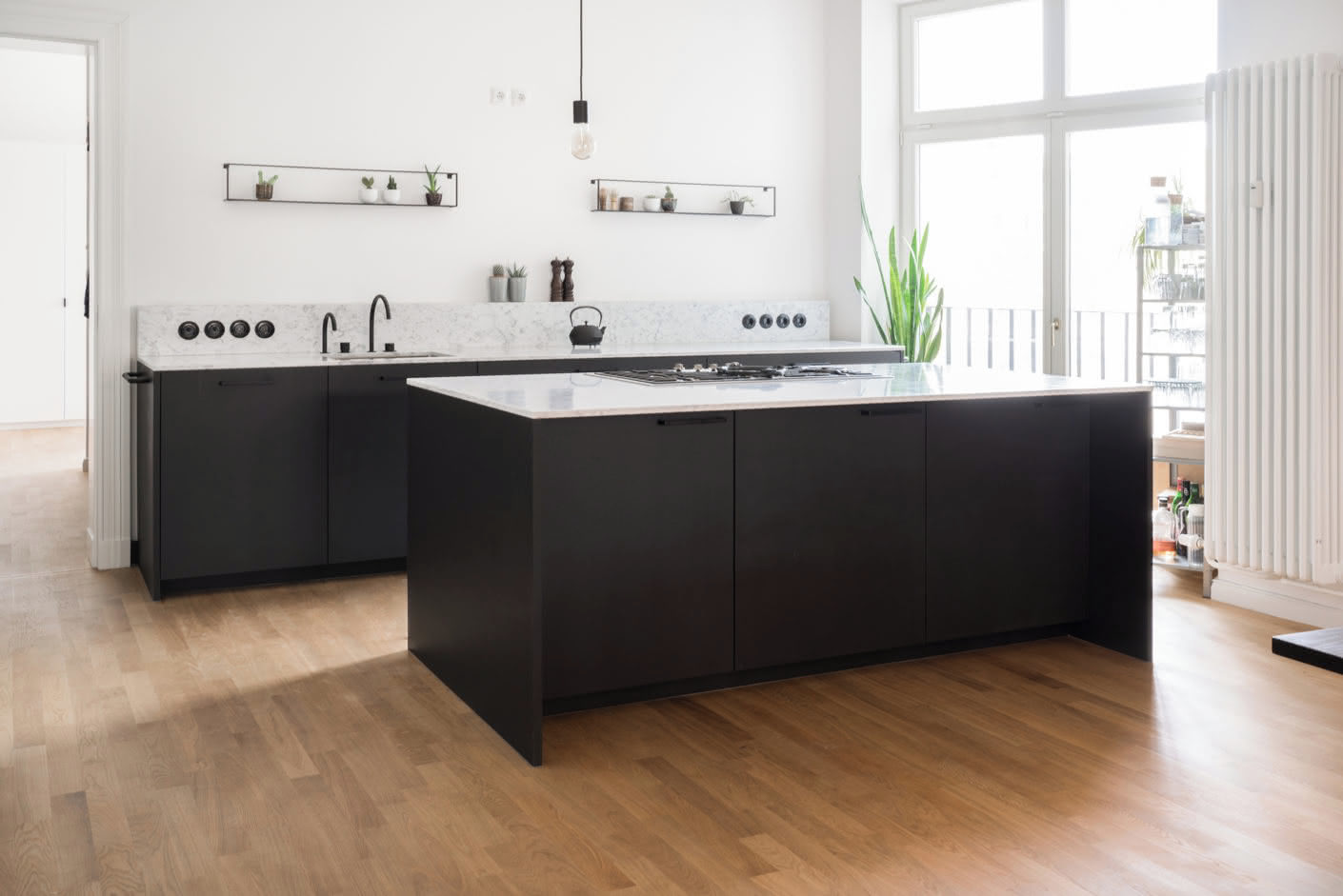 mykilos kitchen is a new brand for fabulous kitchens from berlin stylepark. Black Bedroom Furniture Sets. Home Design Ideas