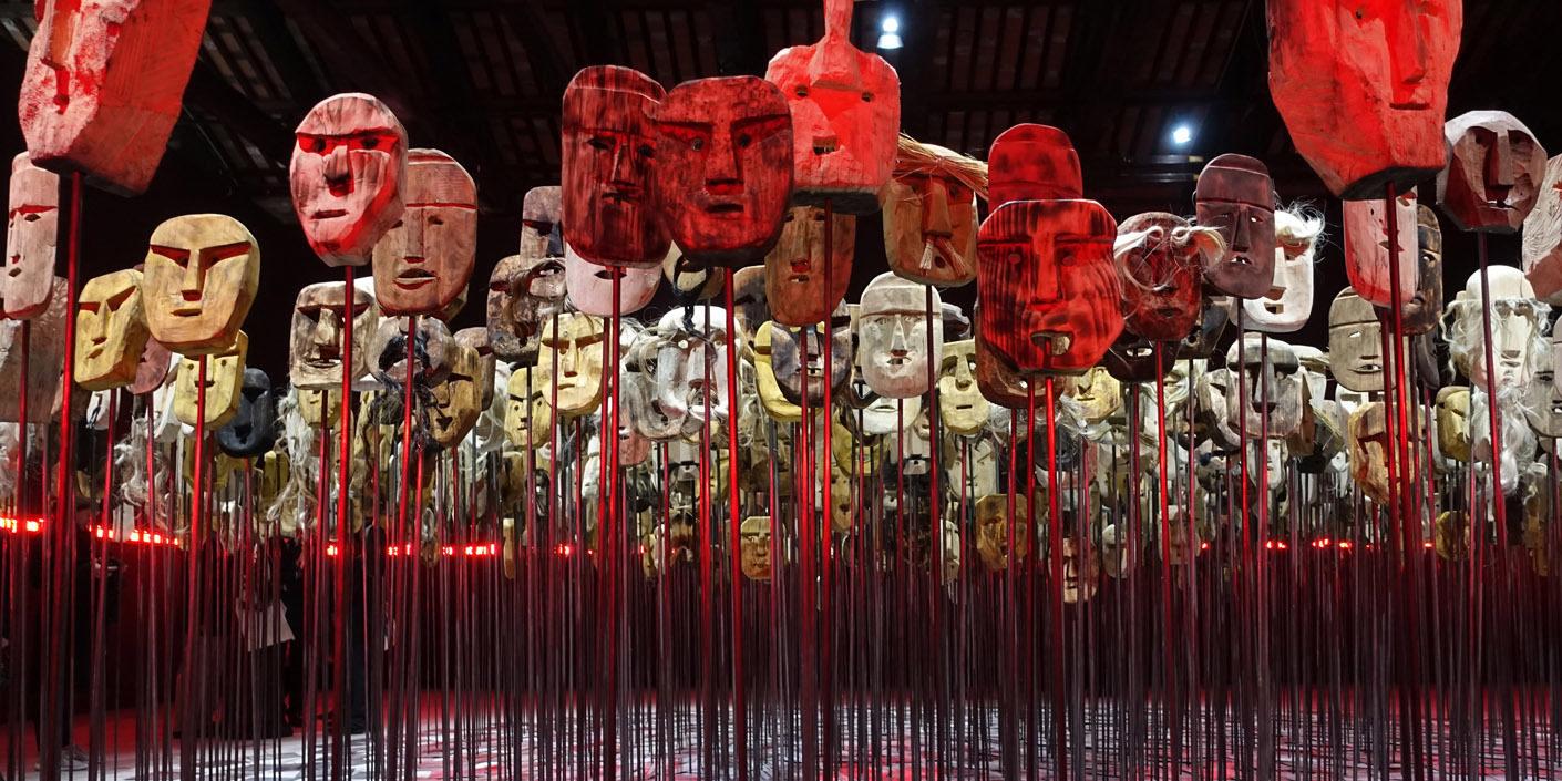 Bildergalerie 02: 57. Kunstbiennale Venedig