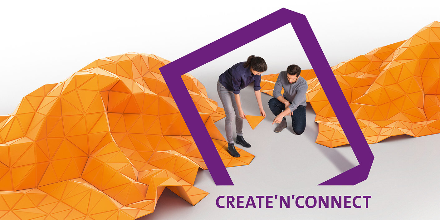 """""""Create'N'Connect"""" is the theme of Domotex 2019"""