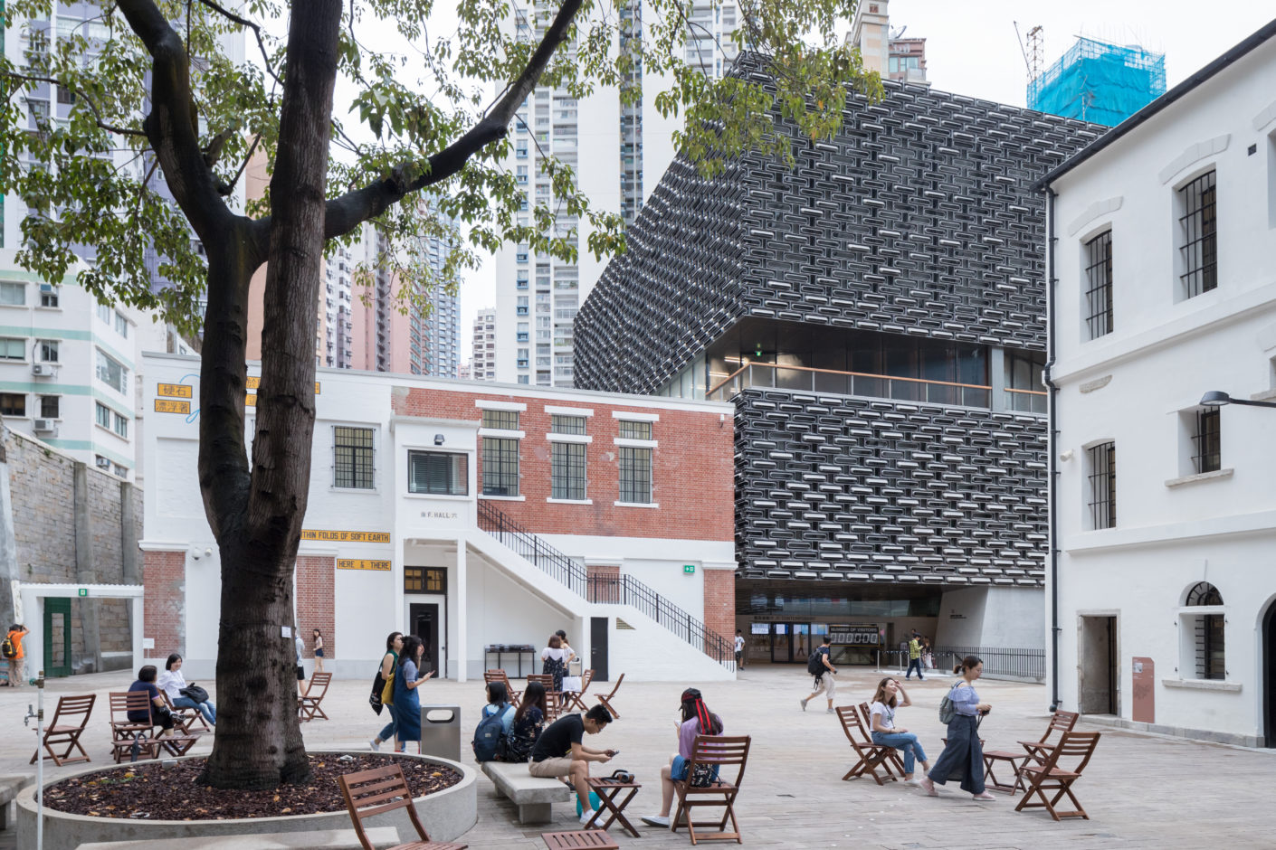 Tai Kwun Centre for Heritage and Arts, Hong Kong, Herzog & de Meuron, Stylepark