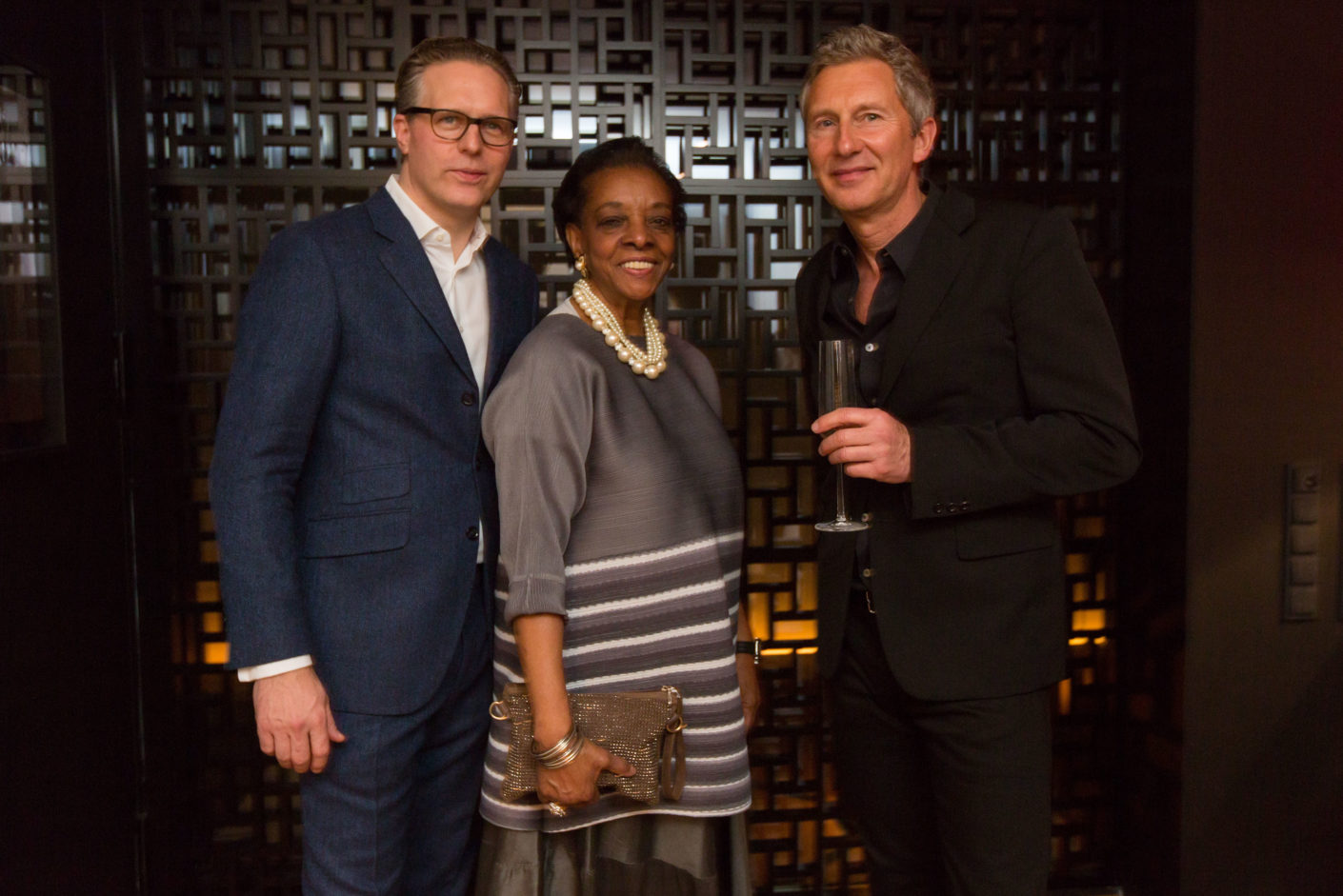 Robert Volhard, Marva Griffin, Marc Meiré
