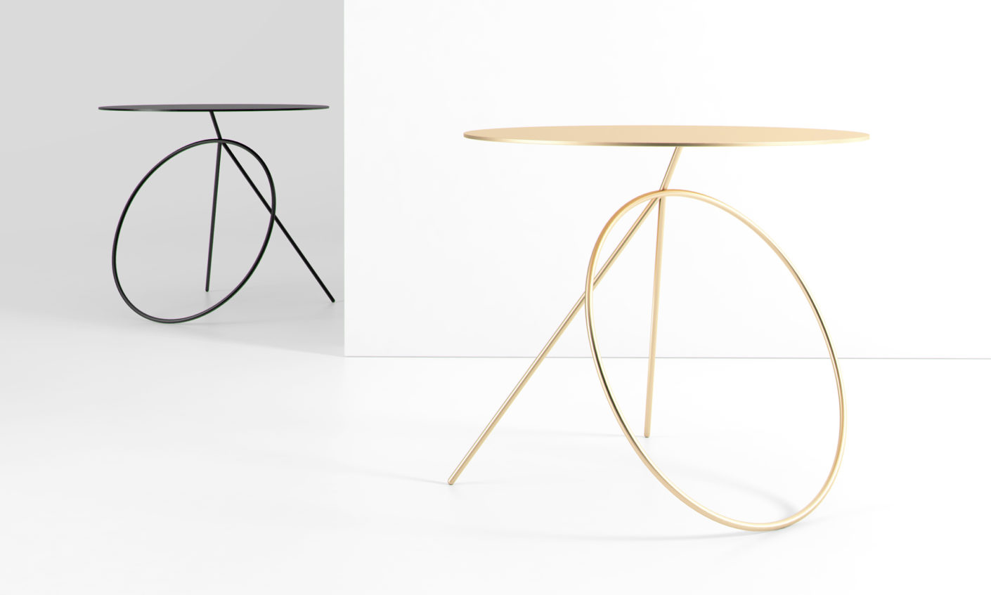 """Bamba"" Side Table"